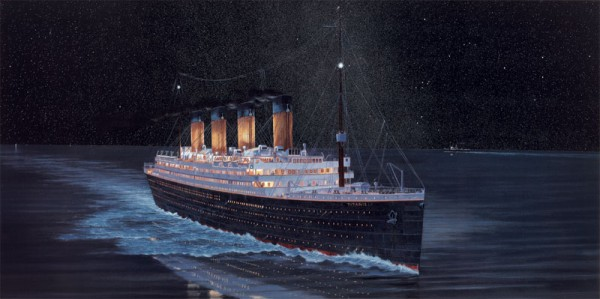 Titanic The Last Sighting