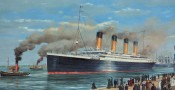 Titanic the Maiden Departure